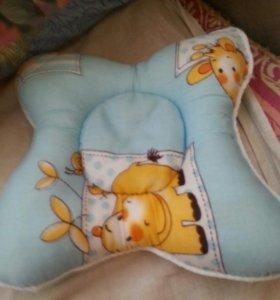 подушка ортопедическая'в подарок  детская