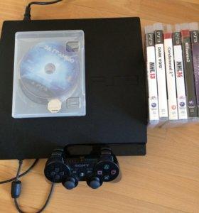 Sony PlayStation 3 (с играми)