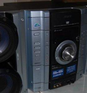 SONY DVD SS-RV 999