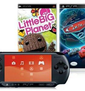 Супер приставка PSPи 12 игр