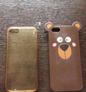 Чехол на iPhone 5 - 5s-5se