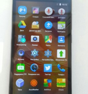 ZTE Blade X3 T620 2 sim LTE 4G