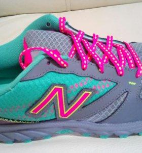 Новые кроссовки оригинал New balance