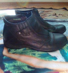 Мужские зимние ботинки Вестфалика