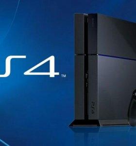 Playstation 4 (500 гигабайт)