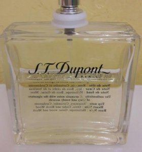 S.T. Dupont pour homme (муж.)