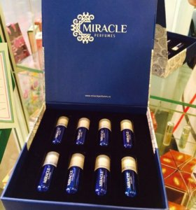 Miracle for men 8*3 ml