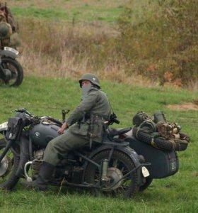 мотоцикл BMW R71