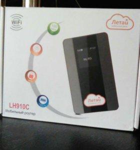 Мобильный wifi роутер Летай 4-G