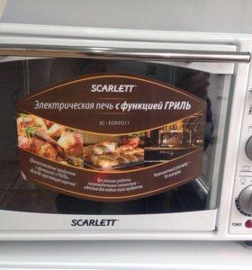 Электрическая печь Scarlett sc-e093011