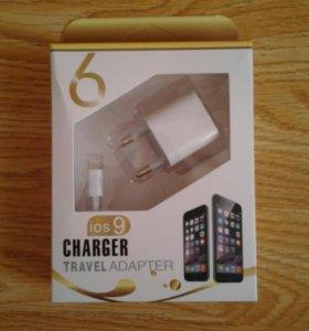СЗУ + USB кабель для айфон