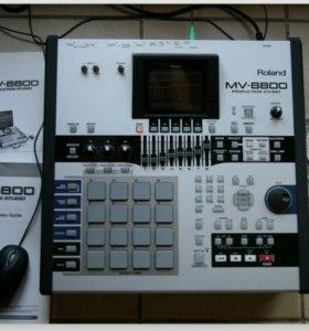 Roland mv 8800