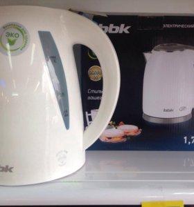 Новый чайник BBK