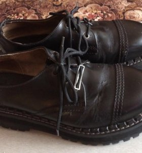 Ботинки мужские 40 -41 размер