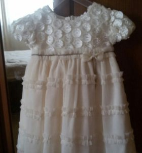 Нарядное платье Polin bebe