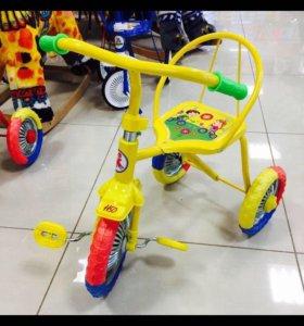 Велосипеды новые