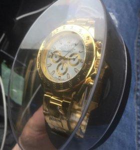 Часы Rolex winner gold