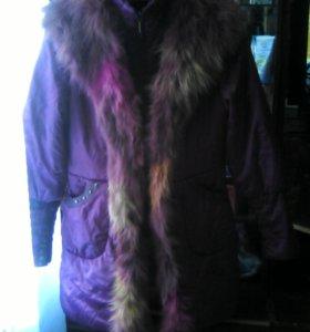 Куртка отдам