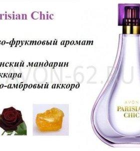 "Парфюмерная вода""Parisian Chic"""