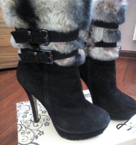 37 ботинки зима