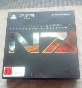 Mass effect 3 collectors edidion PS3