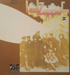 Винил Led Zeppelin II