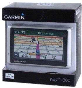 Автонавигатор Garmin nuvi 1300