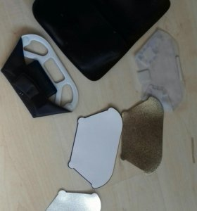 Световые фильтры с чехлом для фото вспышки. Новые