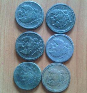 Монеты Империя.