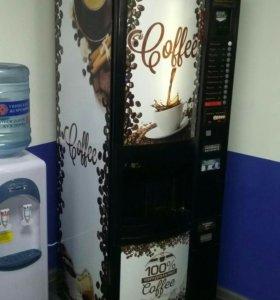 Кофейный автомат с гарантией (Италия)