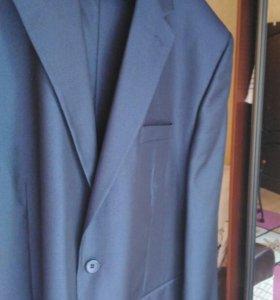 Мужской костюм 60-62 размер