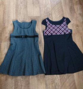 Новые школьные платья