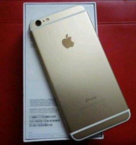Iphone 6 Plus Gold Ростест Оригинал