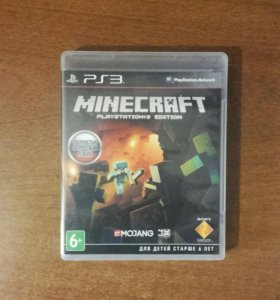 Minecraft для ps3