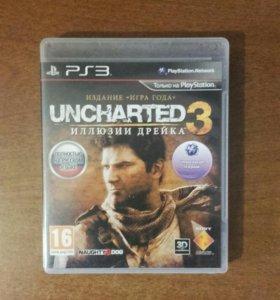 Uncharted 3 для ps3