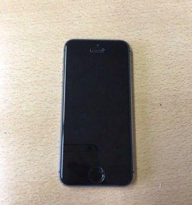 Айфон 6s 16гб черный