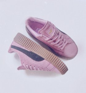 Кроссовки  кеды Puma by Rihanna  б/у