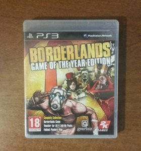 Borderlands для ps3