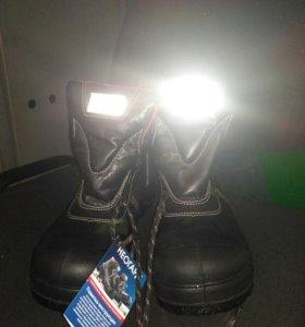 Ботинки неогар