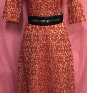 Платье новое выпускное-вечернее