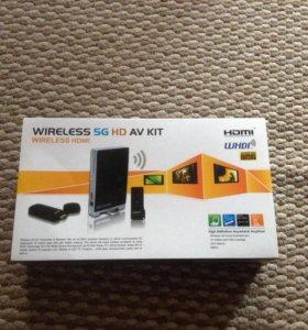 WIRELESS 5G HD AV KIT
