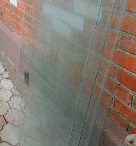 стекло оконное новое
