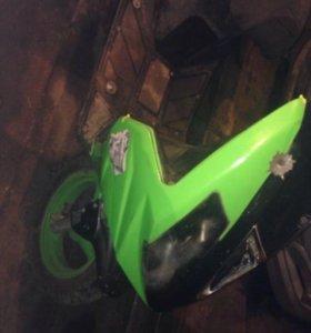 Продам скутер 50 кубов