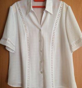 Блузка размер 52-54