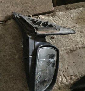 Зеркало правое на Kia spectra 2007г