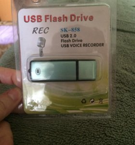 USB VOICE RECORDER микрофон запись