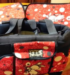 Набор :переноска для ребенка и сумка