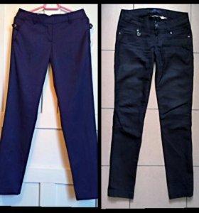 Брюки джинсы легинсы