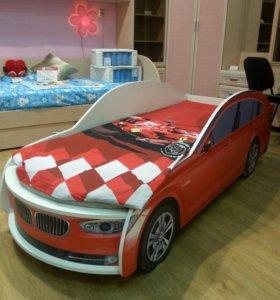Машинка-кровать
