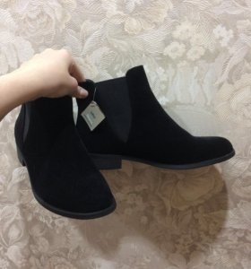 Ботинки новые befree